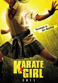 KG Karate Girl Rina