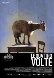 Le Quattro Volte Italian Movie