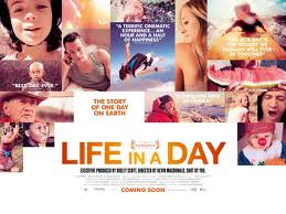 LIFE IN A DAY POSTER WORLD 192 DOCUMENTARY RIDLEY SCOTT