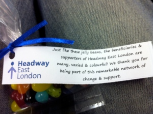 London Eye - Headway - Sweets