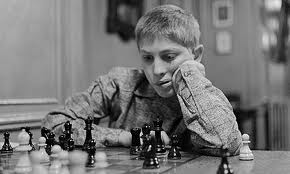 """BOBBY FISCHER AGAINST THE WORLD"" - Bored or Board"