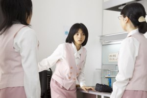 Third Window Films - Sawako Decides - Hikari Mitsushima - Yuya Ishii - Workplace