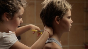 TOMBOY - Céline Sciamma / Lexi Cinema / Zoé Héran / Malonn Lévana / Jeanne Disson / Sophie Cattani / UP IN THE HAIR