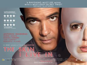 THE SKIN I LIVE IN - SPANISH - Pedro Almodóvar - MASK