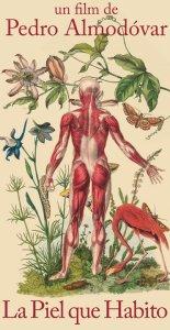 The Skin I Live In (La Piel que Habito) - Pedro Almodóvar - POSTER - BOOK