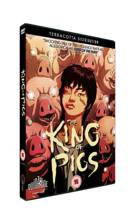 """THE KING OF PIGS"" DVD - By Terracotta Distribution"
