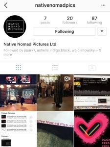 @NativeNomadPics on Instagram; Twitter