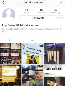 @MiniMiniMovies on Instagram; Twitter